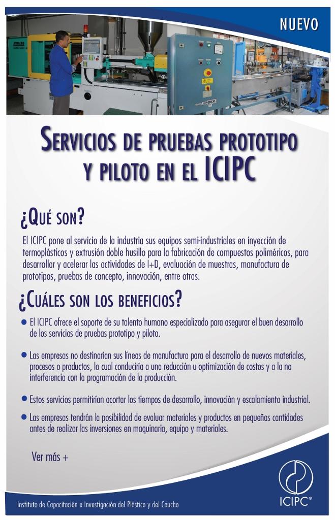 servicios piloto prototipo peq