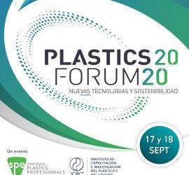 El ICIPC y la SPE lanzan el Plastics Forum 2020